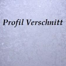 Profil Verschnitt