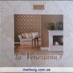 Каталог обоев La Veneziana 3 Marburg